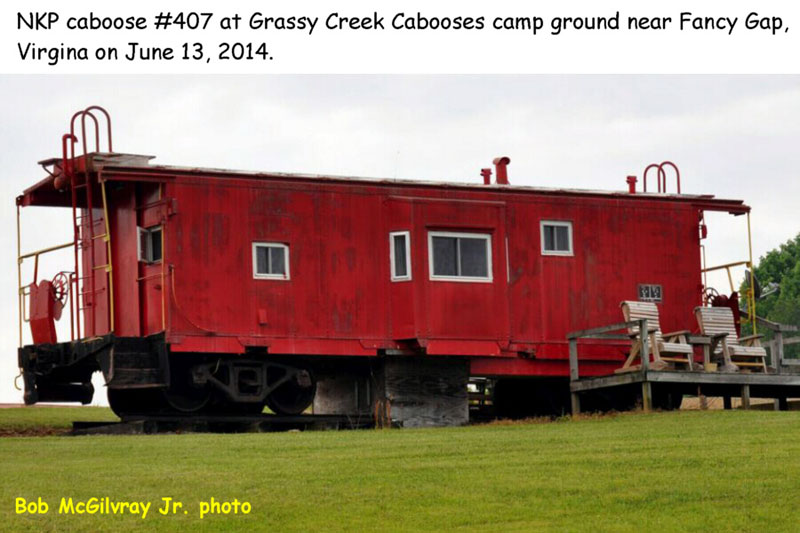 Cabooses — Nickel Plate Road Historical & Technical Society